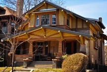 "My Arts & Crafts Style / I'd love to ""do"" a bungalow... / by Brenda Givan"
