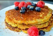 Recipes - Breakfast (Eggs 'n Stuff) - Paleo (Gluten Free) / A collection of ideas and PALEO recipes to try along with those I've tried and my comments on them.  / by Brenda Givan