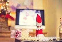 Elf on a Shelf / by Erica Blakley