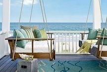 Dreamy Beach Home Ideas / by Anne Hope