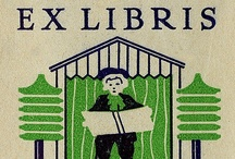 Book Plates/Art/Endpapers / Wonderful specimens of happy book art. / by Naomi Sherman