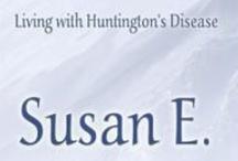 Raising Awareness for Huntington's disease / by Michelle Swinson