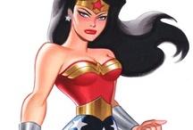 Super Heros / by Dorothy Price