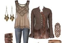 Clothes & Jewelry / by Paula Harrington
