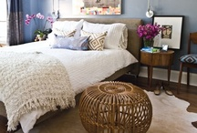 Interiors: Bedrooms & Boudoirs / by jcmdesign.