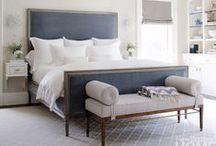 Design + Bedrooms / by Tara Cooper