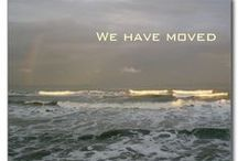 Moving, New Address / New address announcements for those who are moving to a new home. / by Dustytoes