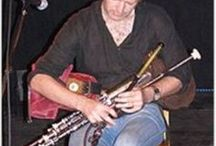 Music ♪♫ / Musicians gifts, articles, famous people who play instruments and make beautiful music. / by Dustytoes