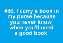 Bookish ♥ / you gotta love a good book ♥ / by Yve Luke