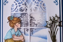 Cards-Windows & Doors / by Mary Snarr