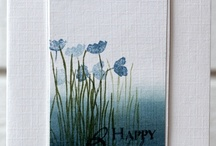 Cards-Stamping / by Mary Snarr
