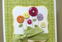 Cards-Buttons / by Mary Snarr