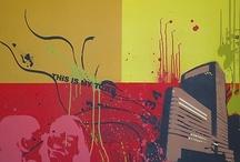Daniel Tacker Art - 2008 / by Daniel Tacker