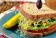 healthy food / by Katie Delgado