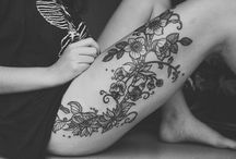 Tattoos  / by Jessica Jenkins
