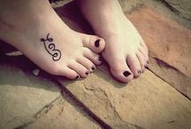 Tattoos I Like / by Jessica Turner Smith