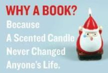 A Book Lover's Christmas / Gifts for readers. / by Allyson Pearl