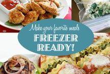 Freezer Foods / by VeggieConverter