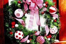 Christmas crafts / by Rhonda White
