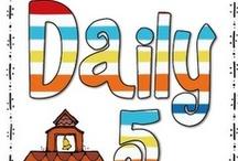Teaching - ELA: Daily 5 / by Shelee Brim