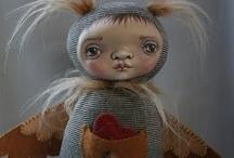 Doll Inspiration / by Ronnie O'Brien