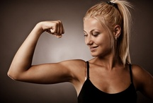 ~i Am StRoNg~i Am HeALtHy~i Am DeTeRmInEd~ / by Lindsay Nguyen
