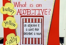 Teaching - ELA: Adjectives / by Shelee Brim