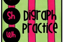 Teaching - ELA: Digraphs / by Shelee Brim
