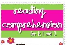 Teaching - ELA: Comprehension / by Shelee Brim
