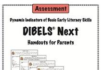 Teaching - ELA: DIBELS  / by Shelee Brim