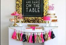 Let's Party / by Claudia Smith | Fig. 2 Design Studio