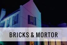 Bricks & Mortar / by VIE Magazine