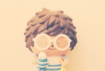 toys + collectibles / by Hana / supahcute.com