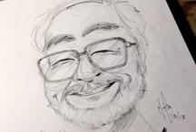 Miyazaki Club / by Hana / supahcute.com
