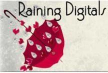 My Store @ Raining Digitals / by Caroline B. Laurens