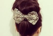 Cute Hair Ideas / by Ami Hermann