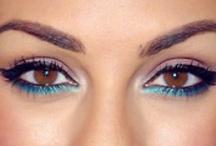 makeup / by Ami Hermann