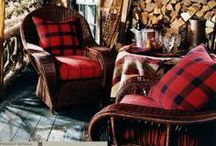 Ralph Lauren Home Mountain Country Style  / Images from Ralph Lauren Home Collections that feature Mountain Style or American Style Country Including Black Mountain, Alpine Lodge, Hudson Hills, Indian Cove, and the Lauren's personal Double D Ranch in Colorodo / by Muvo