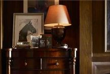 Ralph Lauren Home Equestrian, European Heritage inspired / Including The Lauren's personal home in Bedford, and the collections Noble Estate, Bedford Manor, The Heiress, Brookfield, and  the Ralph Lauren NYC Flagship store,  / by Muvo