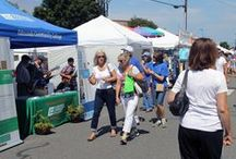 A Taste of Edmonds / Edmonds Community College's booth at the annual A Tatste of Edmonds. / by Edmonds Comm_College