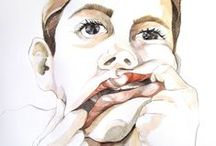 Illustrations / by Patricia Thompson