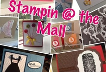 My Stampin @ The Mall Stuff / Items I have made. / by Angela  C Fernandez