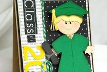 All Graduations Cards/Stuff / by Angela  C Fernandez