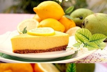 Luscious Lemon Sweet / Sweet and tangy luscious lemon recipes to tantalize your tastebuds. / by Denise
