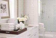 Bathrooms / by Stefanie Dean Gragnani