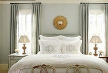 Bedrooms / by Stefanie Dean Gragnani