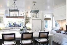 Kitchens and Dining Rooms / by Stefanie Dean Gragnani