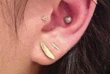 Ear Piercings / by Tricia