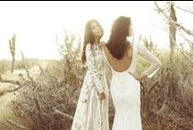 Backless Bridal Gowns / by OneWed