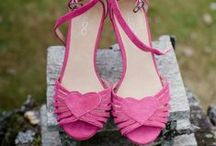Stunning Wedding Shoes! / by OneWed